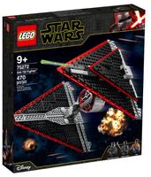 LEGO Star Wars Myśliwiec TIE Sithów 75272