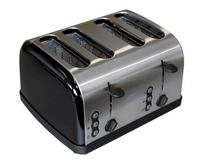 Toster, opiekacz 1500 Watt DETO-1200 czarny