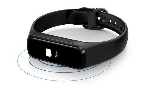 Smartwatch Samsung Fit-e SM-R375 czarny zdjęcie 5