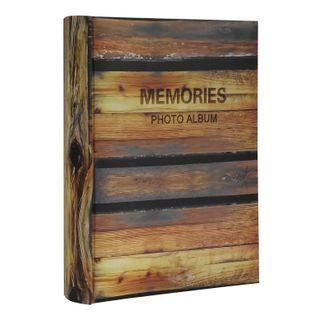ALBUM, albumy na zdjęcia szyty 200 zdjęć 10x15 opis BETA deska poziom