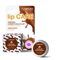 Floslek Lip Care Wazelina Kosmetyczna Do Ust Czekoladowa 15G