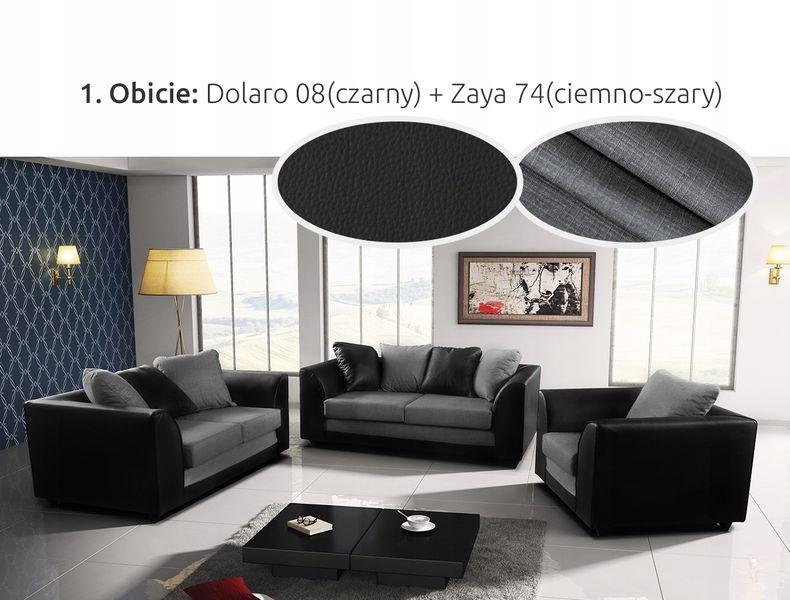 FOTEL GRAND - Sofa kanapa do salonu RÓŻNE KOLORY zdjęcie 7
