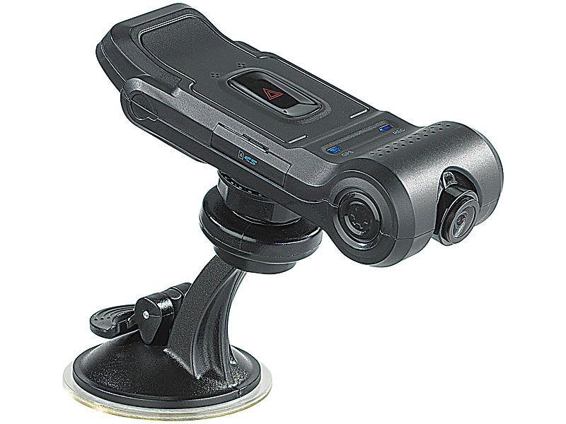 Samochodowa czarna skrzynka / rejestrator NavGear zdjęcie 1