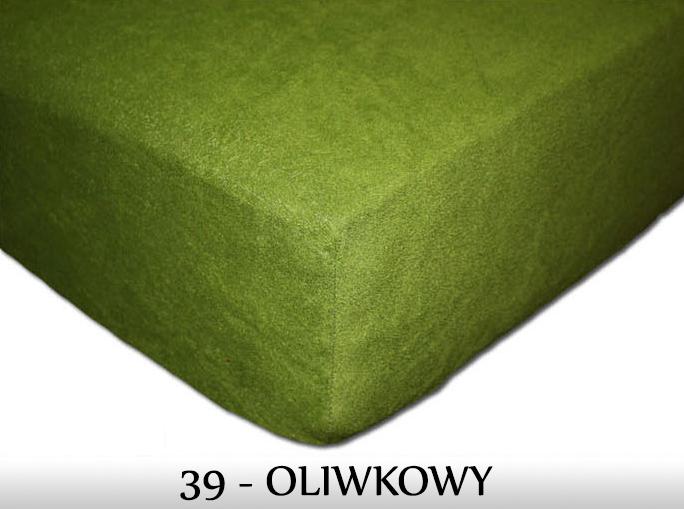 PRZEŚCIERADŁO FROTTE 90x180 Z GUMKĄ GRUBA FROTA POLSKA na Arena.pl