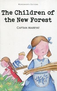 The Children of the New Forest Marryat Captain