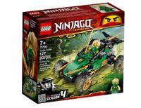 Lego Ninjago Dżunglowy ścigacz