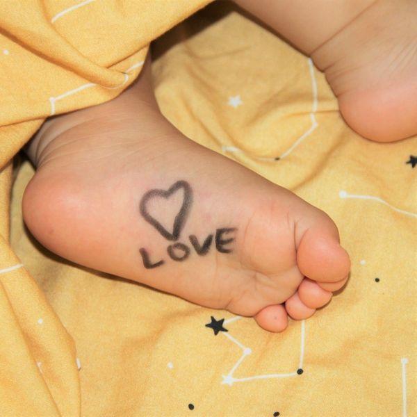 Dwustronny Kokon niemowlęcy Liski Chytruski zdjęcie 7
