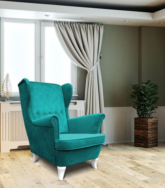 Fotel USZAK, stylowy, nowy. Super cena!!! Wybór kolorów. na Arena.pl