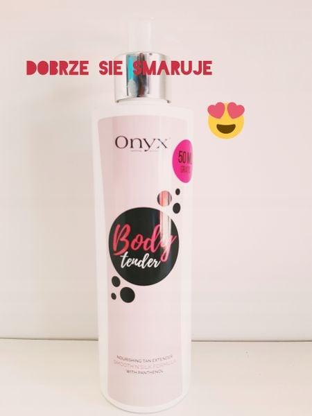 ONYX BODY TENDER PIELĘGNUJĄCY BALSAM DO OPALANIA ! na Arena.pl