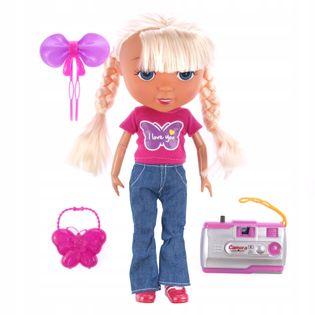 Lalka śpiewająca Dudu akcesoria 30 cm PLAYME