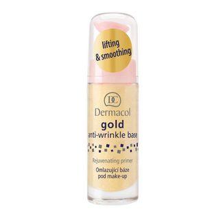 Gold Anti-Wrinkle Base odmładzająca baza pod makijaż 20ml