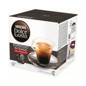 Kawa w Kapsułkach z Etui Nescafé Dolce Gusto 60924 Espresso Intenso Decaffeinato (16 uds)