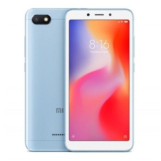 Xiaomi Redmi 6A 2/16GB Dual Sim Niebieski zdjęcie 1