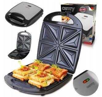 Opiekacz Do Kanapek Toster Sandwich 1500W Cr3023