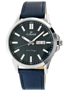 Zegarek Męski G.Rossi 8071A3-6F1