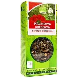 Herbata Malinowa kresowa Eko 50g Dary Natury