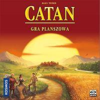 Gra Catan (Osadnicy z Catanu)