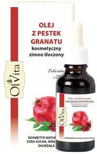 Olvita Olej Z Pestek Granatu Kosmetyczny 50Ml