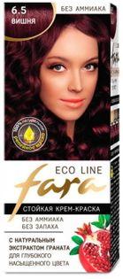 Fara farba do włosów 6.5 wiśnia