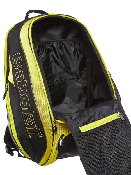 1c5eccefb5b23 najnowszy wytrzymały Plecak Babolat Pure Aero 2019 dla tenisisty zdjęcie 2