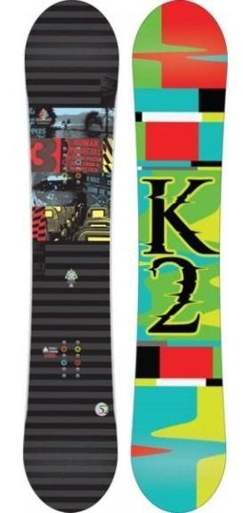 Deska snowboardowa K2 LifeLike flatline 157 zdjęcie 1