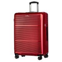 Duża walizka PUCCINI LIVERPOOL PC030A 3 Czerwona