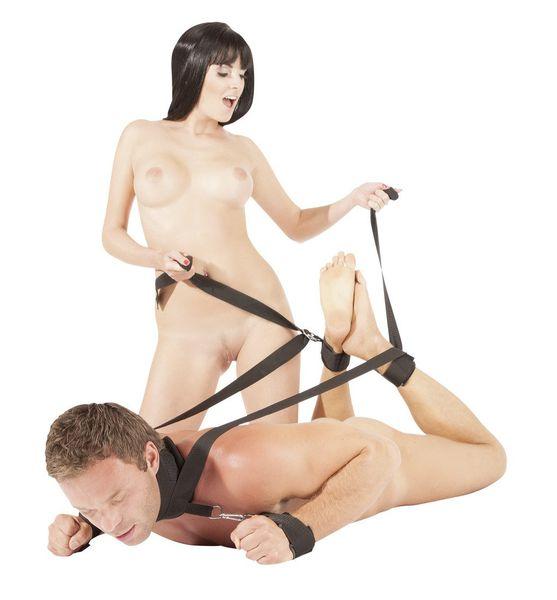 BAD KITTY Paski bondage zdjęcie 3