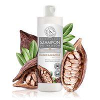 e-FIORE zmiękczający szampon do włosów bez SLS Masło kakaowe i Mocznik 250ml