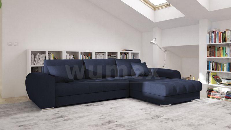 Narożnik Zeus funkcja SPANIA łóżko ROGÓWKA sofa zdjęcie 3