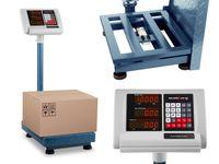 Waga platformowa 100kg/10g składana funkcja zapisywania SBS-PF-100/10B