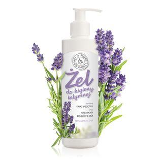 e-FIORE żel do higieny intymnej z ekstraktem ziół, kwasem mlekowym i pantenolem 250ml