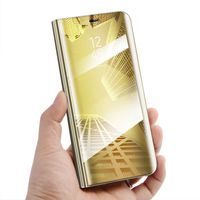 Etui Clear View Samsung Galaxy A8 2018