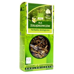 Herbatka Dla Żołądkowców Eko 50G Dary Natury