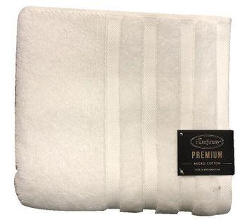 Lumarko Ręcznik EMIL 50x90cm 01/kremowy