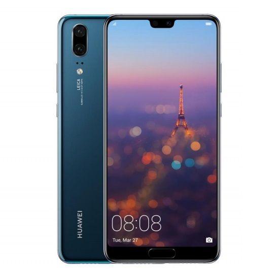 Huawei P20 Pro 128GB Dual Sim Niebieski zdjęcie 1