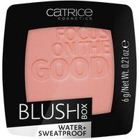 Catrice Blush Box Water + Sweatproof Wodoodporny Róż Do Policzków 025 Nude Peach 6G