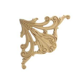 Ornament 560157 z pyłu drzewnego Materiał - Pył drzewny