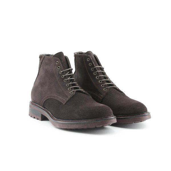 becfdde8c9cb0 Made in Italia skórzane buty męskie sztyblety brązowy 42 • Arena.pl
