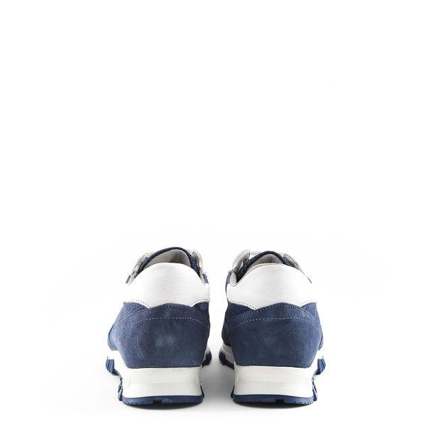 Made in Italia sportowe buty męskie niebieski 45 zdjęcie 4