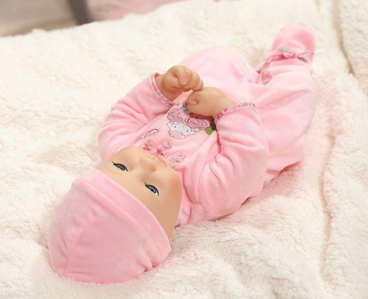 BABY ANNABELL LALKA INTERAKTYWNA 8 FUNKCJI GIRL 794401 zdjęcie 5