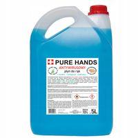 Płyn do dezynfekcji rąk ANTYWIRUSOWY ALOES 5L