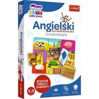Angielski dla przedszkolaka Gra Edukacyjna TREFL