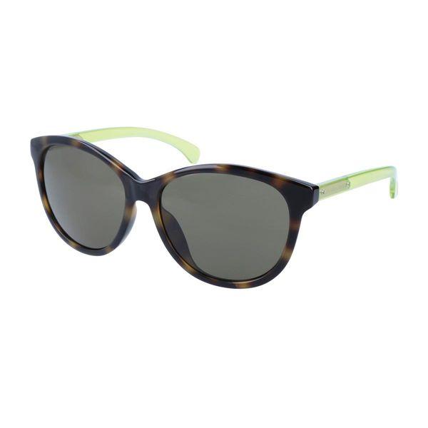 Calvin Klein damskie okulary słoneczne  brązowy zdjęcie 1