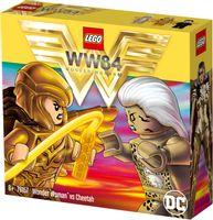 Klocki LEGO Wonder Woman kontra Cheetah 76157 DC Comics