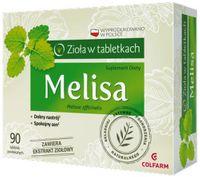 Melisa 160mg 90 tabletek Colfarm