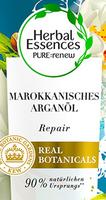 Herbal Essences Pflegespülung Repair Marokkanisches Arganöl odżywka marokański olej arganowy