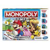 Gra Hasbro - Monopoly Gamer C1815