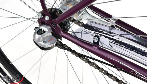 Polski Rower 28' LAGUNA SCOMFORT 3-BN Zielony-Mat 2019r. na Arena.pl