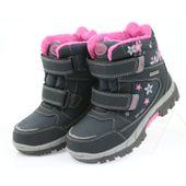 American kozaki buty zimowe z membraną 3121 r.31 zdjęcie 5