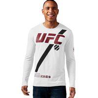 Koszulka Reebok Combat UFC MMA Fan męska longsleeve sportowa 2XS